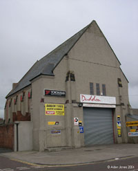 the building in 2004