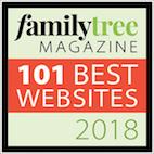 100 Best Sites Family Tree 2018