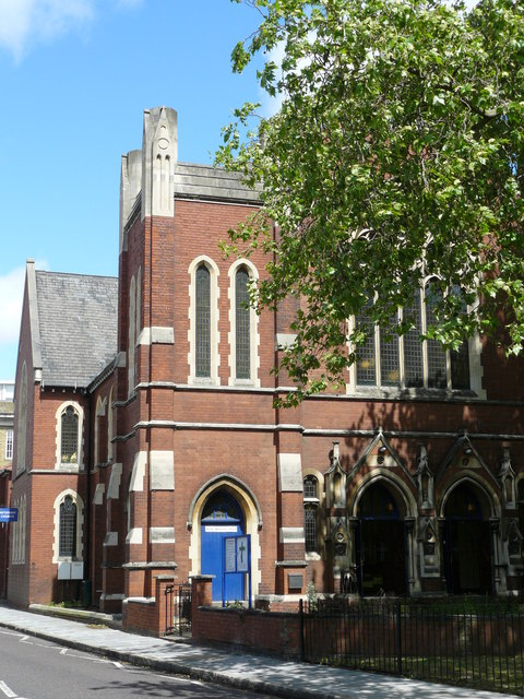 Methodist Church, Barnes