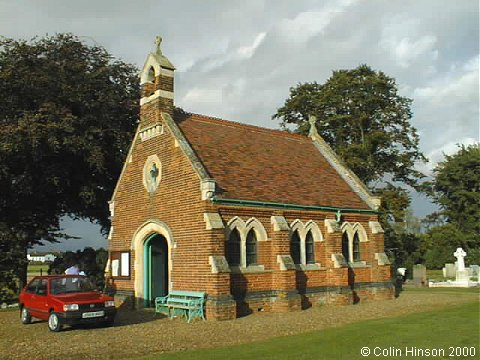 The Cemetery Chapel, Blunham