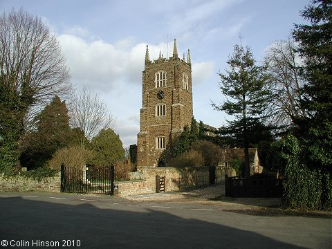 St. Edmund's Church, Blunham