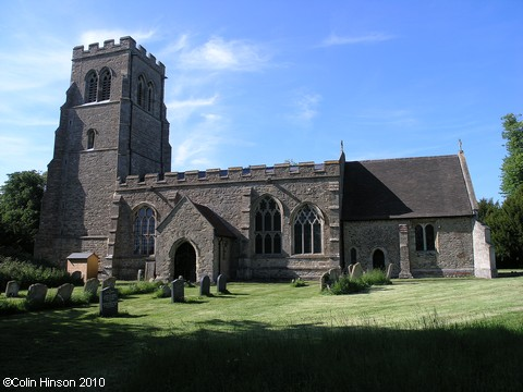 St. Dunstan's Church, Bolnhurst