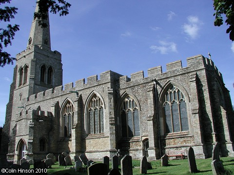 St. Denys's Church, Colmworth