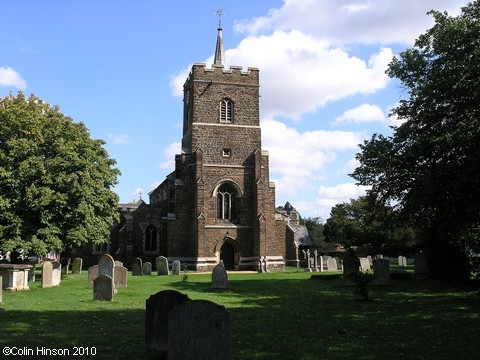 St. Swithun's Church, Sandy