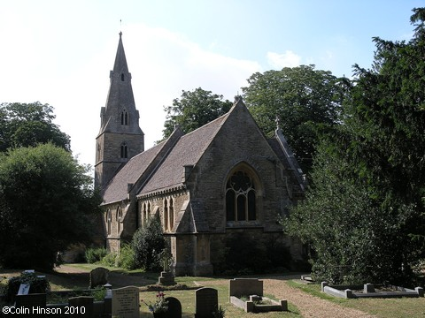 All Saints Church, Souldrop