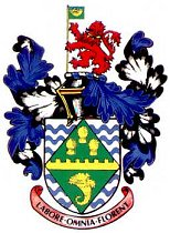 Huntingdonshire Coat of Arms
