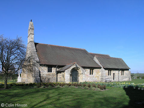 St. Helen's Church, Bilton in Ainsty