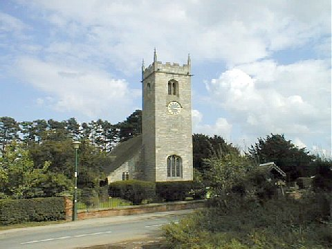 All Saints' Church, Long Marston