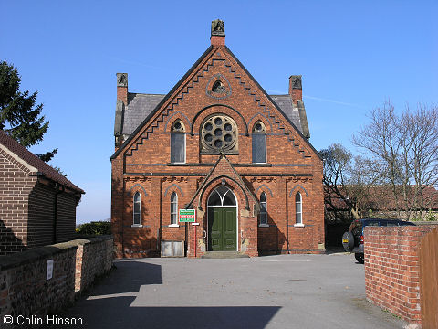 The Methodist Church, Tockwith