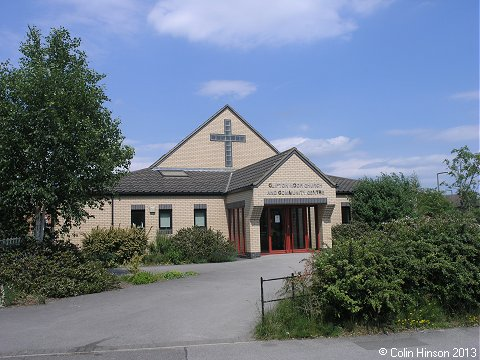 Clifton Moor Church and community centre, Clifton Moor