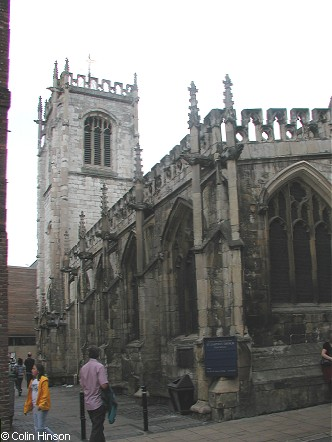 St. Martin's Church, York