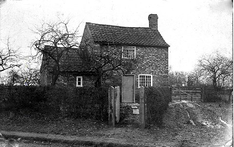 A house on the green, Copmanthorpe