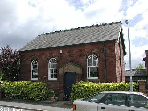 The former Primitive Methodist Chapel, Beswick