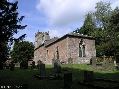 St. Andrew's Church, Boynton