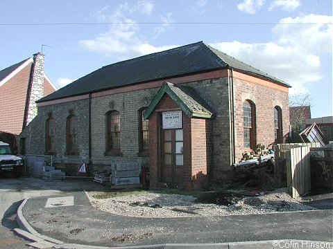 The former Methodist Chapel, Coniston
