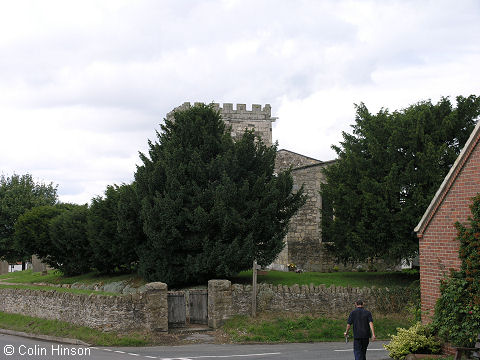 All Saints' Church, Goodmanham
