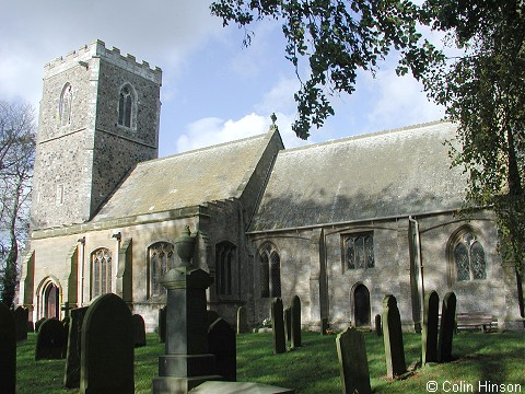 All Saints' Church, Halsham