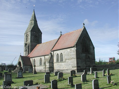 St. Peter's Church, Helperthorpe