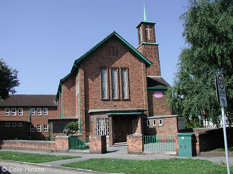 Derringham Bank Methodist Church, Cottingham