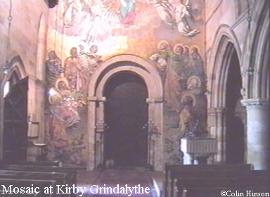 St. Andrew's Church, Kirby Grindalythe