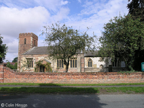 St Catherine's Church, Leconfield