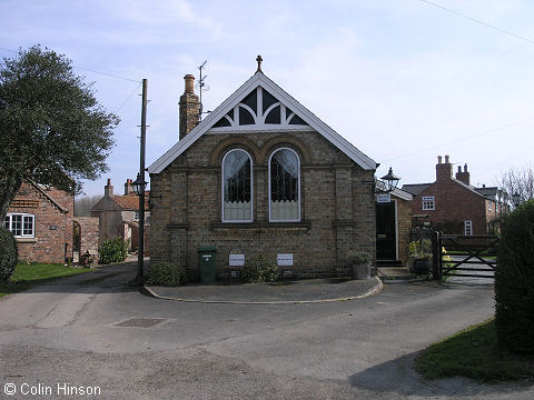 The former Primitive Methodist Chapel, Seaton Ross