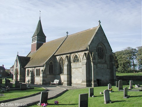 St. Mary's Church, West Lutton