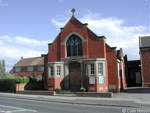 The Methodist Church, Aiskew