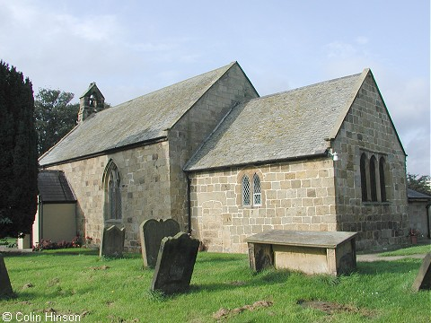 St. Mary's Church, Appleton Wiske