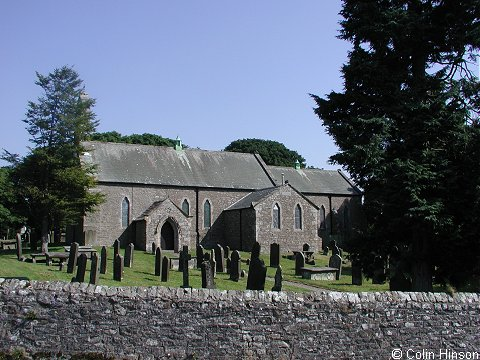 St Giles's Church, Bowes