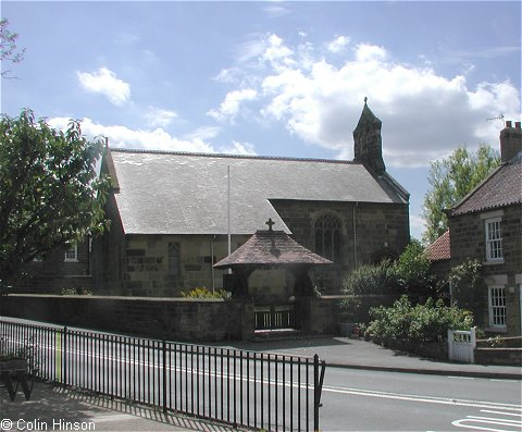St. Mary's Church, Cloughton