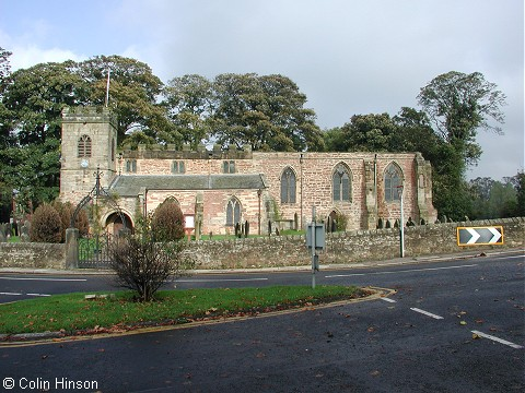 St Peter's Church, Croft on Tees
