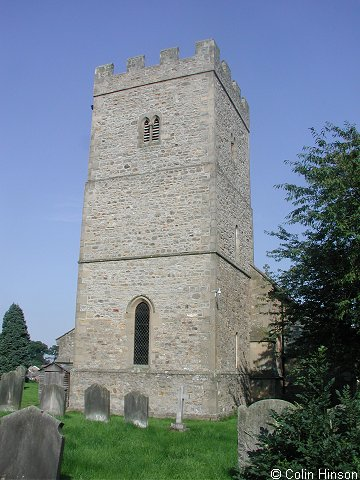 St Cuthbert's Church, Forcett
