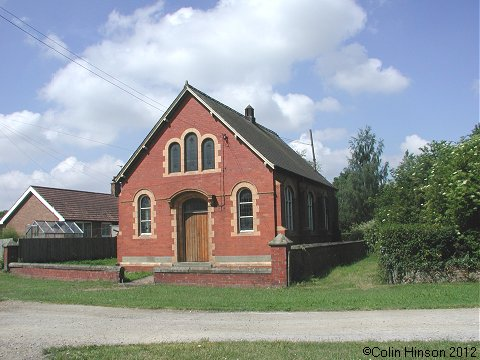 The former Wesleyan Chapel, Great Fencote