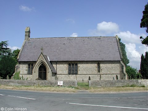 St. Andrew's Church, Great Fencote