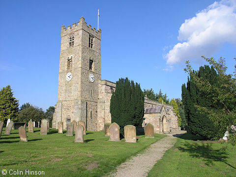 St Mary's Church, Hornby