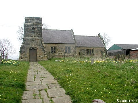 St. Mary's Church, Marton in the Forest