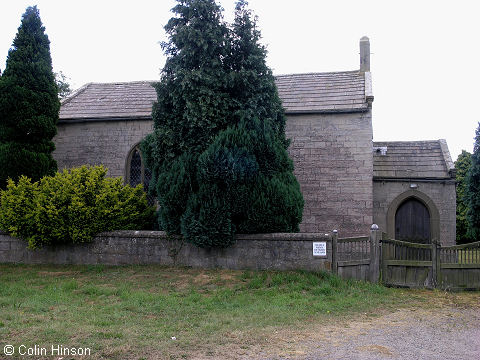 St. Mary's Church, Marton le Moor
