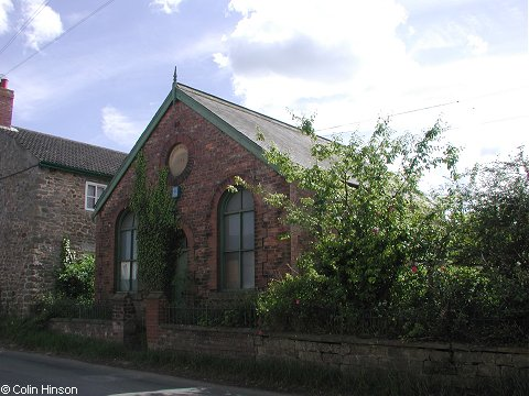 The former Primitive Methodist Chapel, Newton le Willows