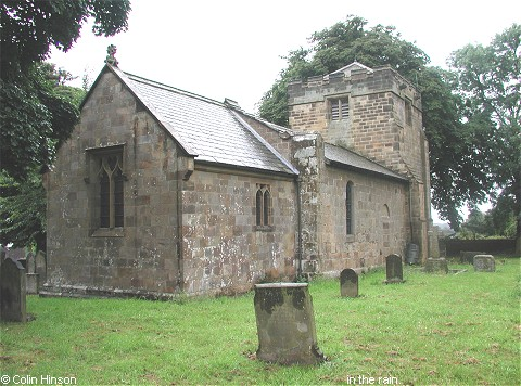 St. Oswald's Church, Newton under Roseberry