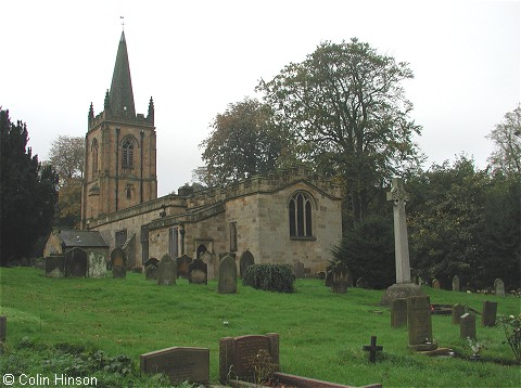 St. Cuthbert's Church, Ormesby