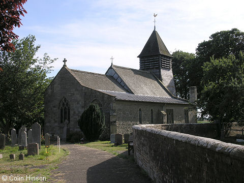 St. Mary's Church, Raskelf