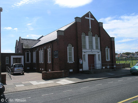 Zetland Park Methodist Church, Redcar