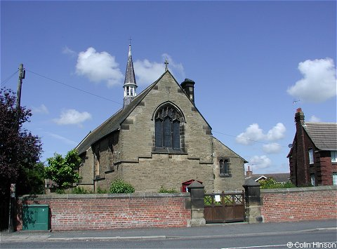 St. James' Church, Romanby