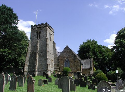 St. Laurence's Church, Scalby