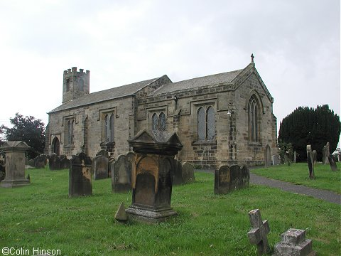 St. Martin's Church, Seamer in Cleveland
