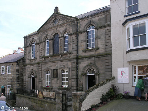 The former Primitive Methodist Chapel, Staithes