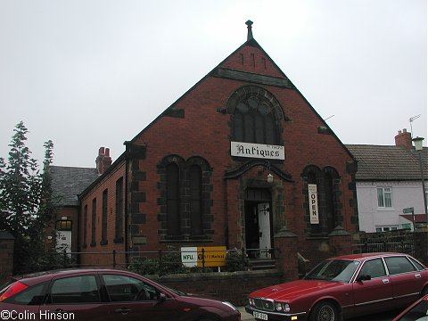 The former Methodist Church, Stokesley