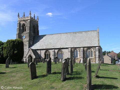 St. Columba's Church, Topcliffe