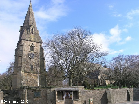 All Saints' Church and Bell Tower, Wykeham